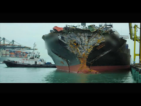 Ship's accidents-Collision case study-1