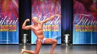 Grandmaster Bodybuilder Over 50