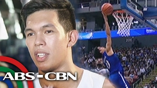 Sports U: Blue Eagle's Ravena endeavors in basketball