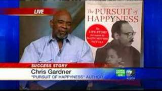 Chris Gardner Discusses Success