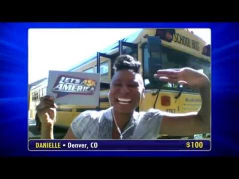 Let's Ask America - Meet Danielle!