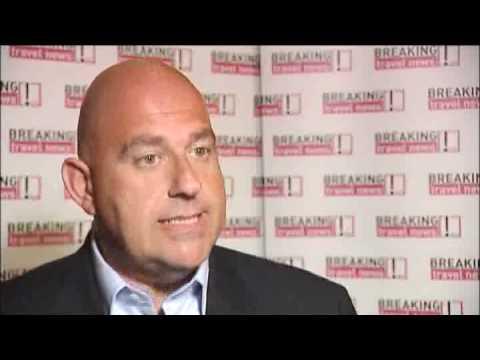 Daniel Hajjar, CEO, Layia Hospitality, Dubai @ AHIC 2010