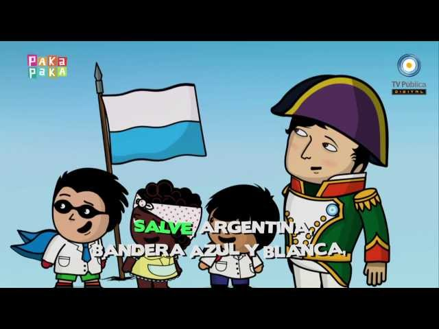 Zamba - Canciones - Salve, Argentina