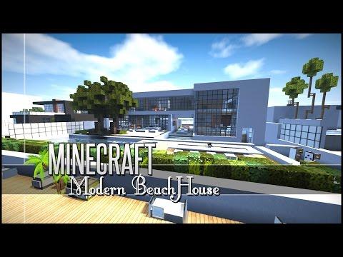Minecraft Build Review - Sleek Modern Beach House