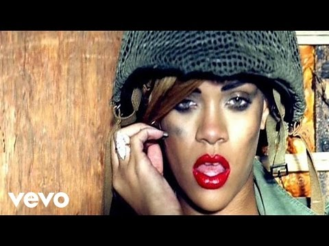 Rihanna - Hard ft. Jeezy Music Videos
