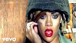 Клип Rihanna - Hard ft. Young Jeezy
