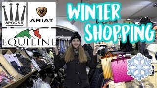 Winter shopping + shoplog! | Groenendaal vlog