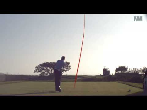 Nick Dougherty - Protracer from US Open 2008