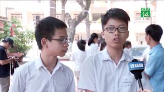 VTC14 | Giáo viên tuồn đề thi lớp 10 ra ngoài