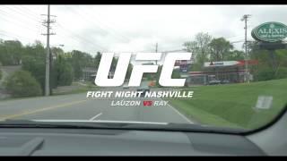 UFC Fight Night Nashville - Lauzon vs Ray  - Episode 1