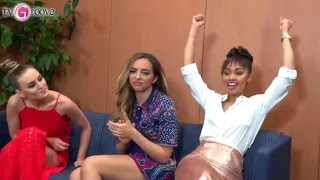 LITTLE MIX Plays Charade and It's HILARIOUS! リトル・ミックスが爆笑ジェスチャーゲームに挑戦!