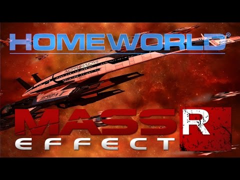 Mass Effect Reborn - Fighting the Reapers (Homeworld Remastered Workshop) Classic Homeworld 2 Mod