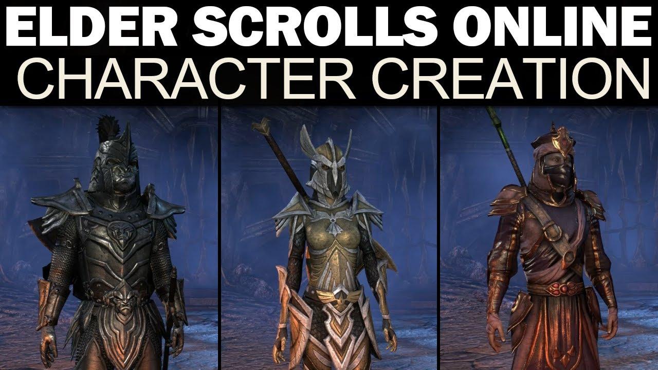 Elder Scrolls Online Best Builds