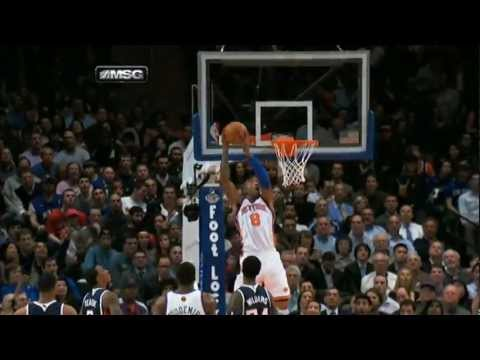 Iman Shumpert & J.R. Smith Top Dunks 2011-12 Season [HD] New York, New York