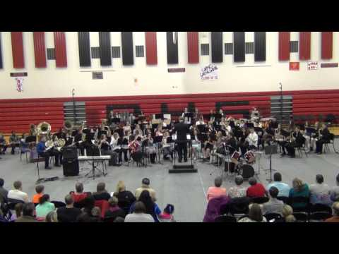 Symphony No. 1 [In Memory of Dresden] - Rittman High School  Band