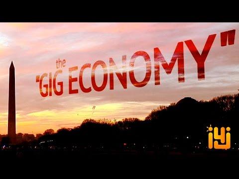 The Gig Economy • I4J Washington