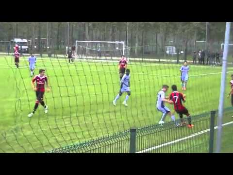 wonderkid AC Milan's Under-15 Hachim Mastour  skill and scores.FLV