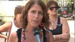 08-02-2013 ATE denuncia y exige investigación por la enfermera fallecida