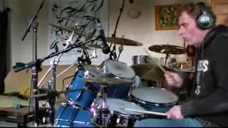 freD drum impro Yamaha Rock Tour Custom 23 02 2018