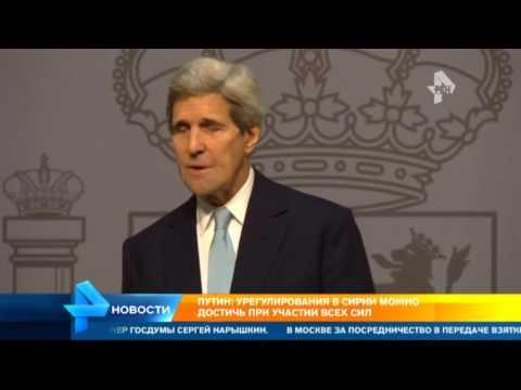 Мировые СМИ проспали визит Башара Асада в Москву