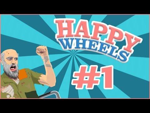 Happy Wheels #1