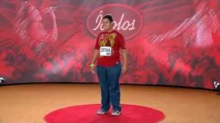 Idolos 22/06/2010 - Audição Patrick dança Rebolation Parangolé RECORD - HD