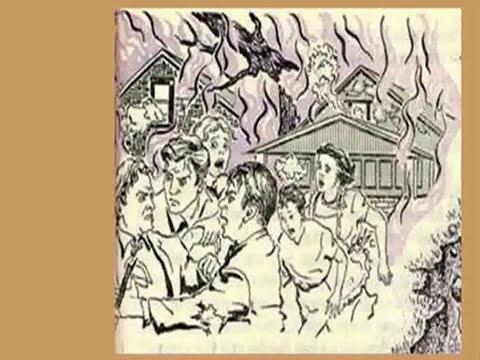 Testigos de Jehová(Si no eres Testigo, serás aniquilado horriblemente en el Armagedón)