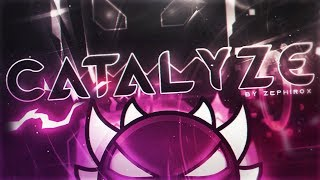 (Verification) Catalyze (EXTREME DEMON) by ZephiroX - 100%   MrSpaghetti