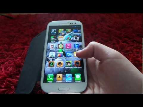 Best Iphone iOS Theme For Android 2013(no root required)
