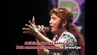 download lagu Ki Rudi Gareng - Megat Tresno gratis