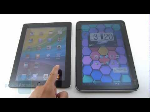 HTC Jetstream vs Apple iPad 2