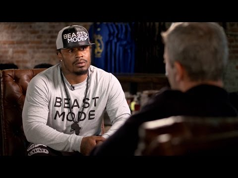Marshawn Lynch On Retirement | 60 MINUTES SPORTS