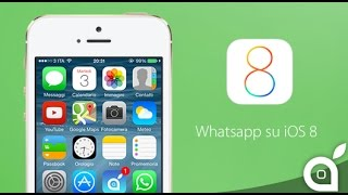 Whatsapp para Ipod y Ipad IOS8