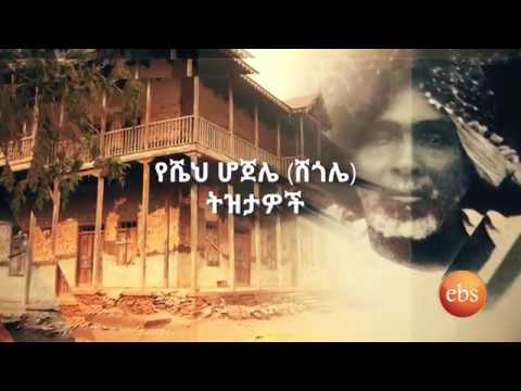 Tizitachin ትዝታችን: Memories of Sheik Hojele - የሼህ ሆጀሌ (ሸጎሌ) ትዝታዎች