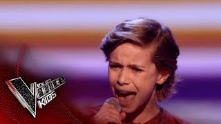 Jacob Performs I Want You Back Blinds 4 The Voice Kids Uk 2018