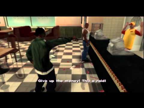 Classic Capture - Grand Theft Auto: San Andreas (PlayStation 2)