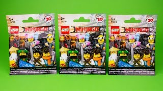 Lego Ninjago Movie Mystery/Blind Pack Opening