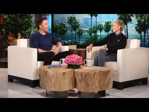 Ben Affleck Talks Jen and the Kids