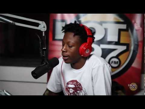 Joey Bada$$ & Pro Era Freestyle With Rosenberg!
