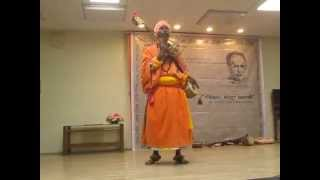 Satyananda Das Baul at International Mother Language Day
