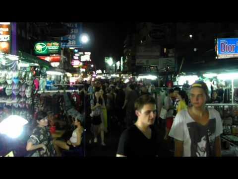 Khao San Road @ Bangkok