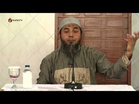 Pengajian Islam: Pentingnya Belajar Tauhid - Ustadz Afifi Abdul Wadud (Kajian LANUD ADISUCIPTO)