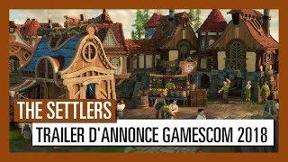 The Settlers - Trailer d'annonce Gamescom 2018 [OFFICIEL] VOSTFR HD