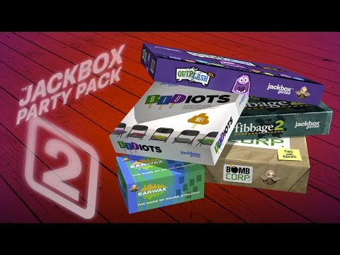 The Jackbox Party Pack 2 APK Cover