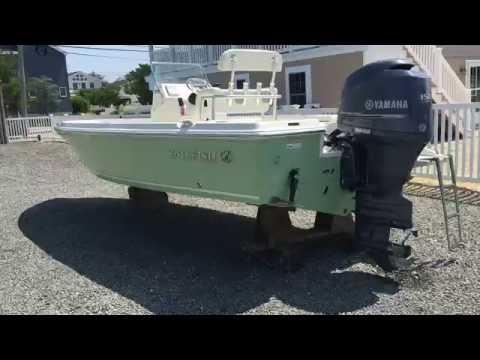 2014 Sailfish 2100 BB Bay Boat For Sale at MarineMax Ship Bottom