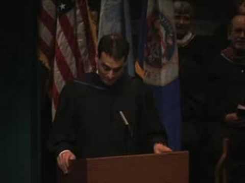 Daniel Pink s 2008 MCAD Commencement Speech-- Part 1