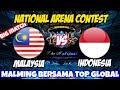 LIVE ARENA KONTES !! MALMING NONTON INI AJA - INDONESIA VS MALAYSIA | Mobile Legends 7 April 2018 MP3