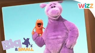 Big and Small - You & Me   Songs for Kids   Wizz   TV Shows for Kids