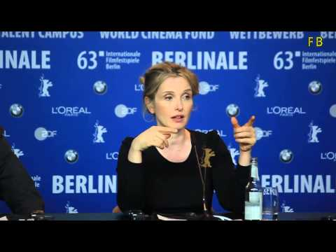 Berlinale 2013: Julie Delpy, Ethan Hawke and Richard Linklater talking about BEFORE MIDNIGHT