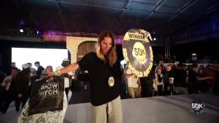 Żeński Finał Hip Hop na SDK.EUROPE 2016: Máka vs Surwi